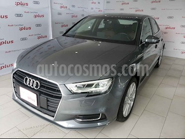 foto Audi A3 Sedán 2.0L Select Aut usado (2018) color Gris precio $485,000