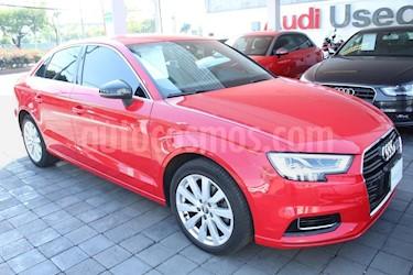 Foto venta Auto Seminuevo Audi A3 Sedan 2.0L Select Aut (2017) color Rojo precio $375,000
