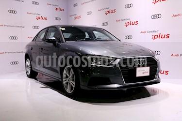 Foto Audi A3 Sedan 35 TFSI Dynamic Aut usado (2019) color Gris precio $388,000