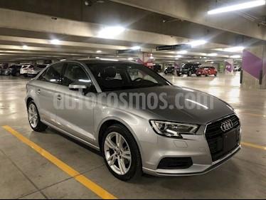 Foto venta Auto usado Audi A3 Sedan 35 TFSI Dynamic Aut (2019) color Plata Hielo precio $387,000
