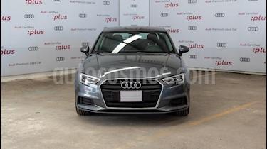 Foto Audi A3 Sedan 35 TFSI Dynamic Aut usado (2018) color Gris precio $410,000