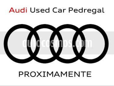 Foto Audi A3 Sedan 35 TFSI Dynamic Aut usado (2019) color Gris precio $389,000
