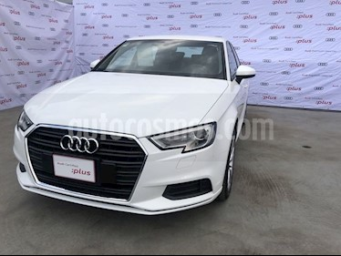 Foto Audi A3 Sedan 35 TFSI Dynamic Aut usado (2019) color Blanco precio $388,000