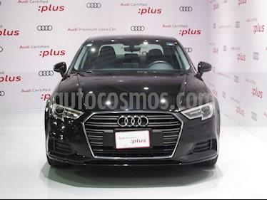 Foto Audi A3 Sedan 35 TFSI Dynamic Aut usado (2019) color Negro precio $369,000