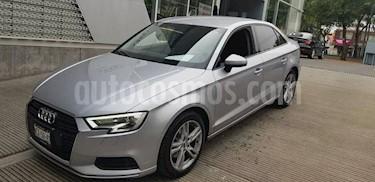 Foto Audi A3 Sedan 35 TFSI Dynamic Aut usado (2018) color Plata precio $353,900