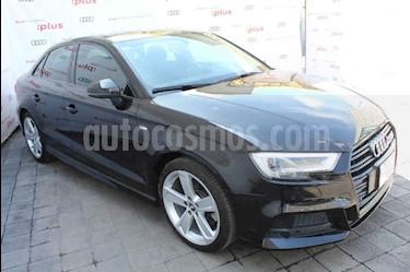 Foto venta Auto usado Audi A3 Sedan 40 TFSI S Line Aut (2018) color Negro precio $475,000