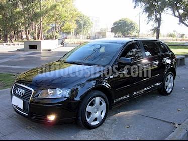 Foto venta Auto usado Audi A3 Sportback 1.6 (2006) color Negro precio $350.000