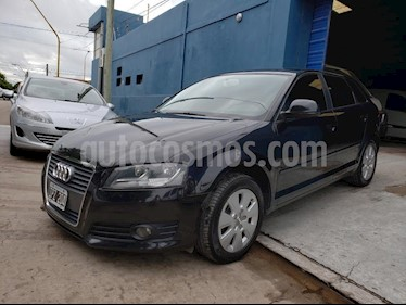 Foto venta Auto usado Audi A3 Sportback 1.6 (2010) color Negro precio $370.000