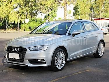Foto venta Auto Usado Audi A3 Sportback 1.8 T FSI S-tronic (2013) color Gris Plata  precio $950.000