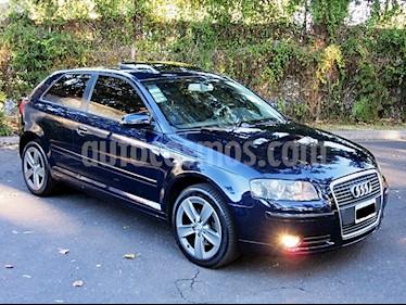 Foto venta Auto usado Audi A3 Sportback 2.0 FSI Tiptronic (2006) color Azul precio $340.000