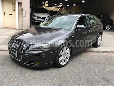 Foto venta Auto usado Audi A3 Sportback 3.2 V6 Quattro DSG (2005) color Gris precio $430.000