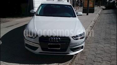 Foto venta Auto usado Audi A4 1.8 T FSI Ambition Multitronic (170Cv)  (2014) color Blanco precio u$s20.200