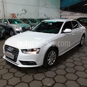 Foto venta Auto usado Audi A4 1.8 T FSI Ambition Multitronic  (2014) color Blanco Ibis precio u$s18.000