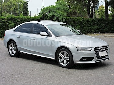 Foto venta Auto usado Audi A4 1.8 T FSI Attraction Multitronic (170Cv)  (2013) color Gris precio $850.000