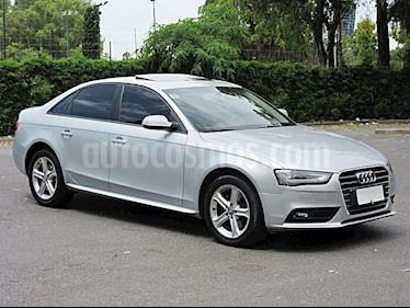 Foto venta Auto usado Audi A4 1.8 T FSI Attraction Multitronic (170Cv)  (2013) color Gris precio $830.000