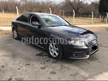Foto Audi A4 1.8 T FSI Multitronic Plus usado (2011) color Gris Meteoro precio $580.000