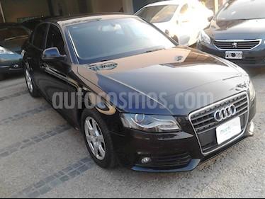 Foto venta Auto usado Audi A4 1.8 T FSI Multitronic (2009) color Negro precio $520.000
