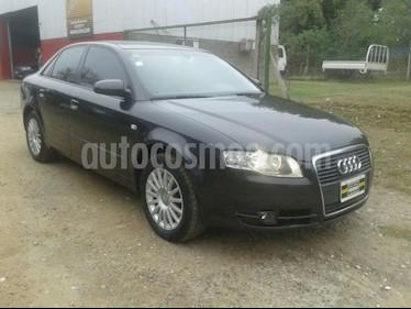 Foto venta Auto usado Audi A4 1.8 T FSI Multitronic (2008) color Gris Oscuro precio $495.000