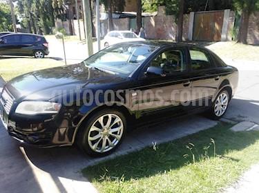 Foto venta Auto usado Audi A4 1.8 T FSI Plus (2007) color Negro precio $350.000