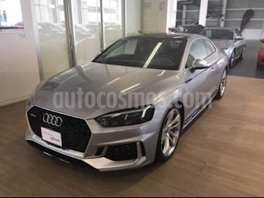 Foto Audi A4 1.8 T FSI Sport (170Cv) usado (2019) color Amarillo precio $300,000