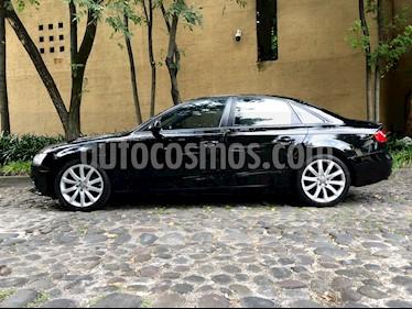 Audi A4 1.8 T FSI Sport (170hp) usado (2013) color Negro precio $200,000
