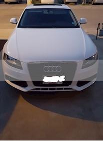Audi A4 1.8 T FSI Trendy (170Cv) usado (2009) color Blanco precio $170,000