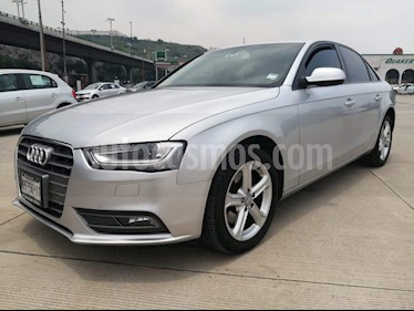 Foto venta Auto usado Audi A4 1.8 T FSI Trendy (170Cv) (2013) color Gris Meteoro precio $205,000