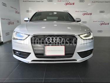 Foto Audi A4 1.8 T FSI Trendy (170Cv) usado (2013) color Plata precio $210,000
