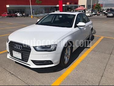 Audi A4 1.8 T FSI Trendy (170hp) usado (2013) color Blanco precio $205,000