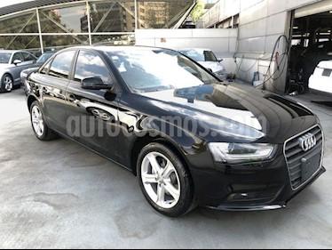 Foto venta Auto usado Audi A4 1.8 T FSI Trendy (170hp) (2014) color Negro precio $260,000