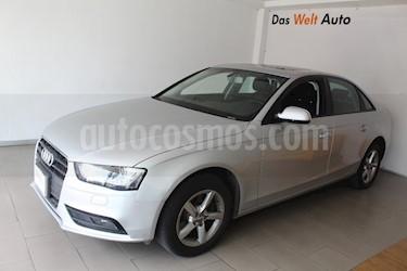 Foto venta Auto usado Audi A4 1.8 T FSI Trendy (170hp) (2014) color Plata Hielo precio $242,000