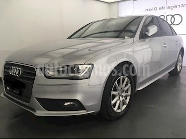 Foto venta Auto Usado Audi A4 1.8 T FSI (2015) color Gris Claro precio $820.000