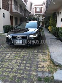 Audi A4 1.8 T Sport (170hp) usado (2013) color Negro precio $250,000