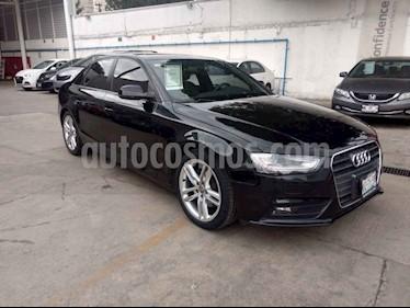 Foto venta Auto usado Audi A4 1.8 T Sport (170hp) (2015) color Negro precio $275,000