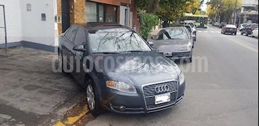 Foto venta Auto usado Audi A4 1.8 T (2006) color Gris precio $385.000