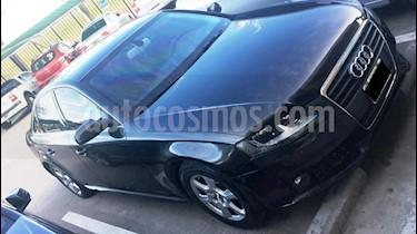 Foto Audi A4 1.8 T usado (2009) color Negro precio $600.000