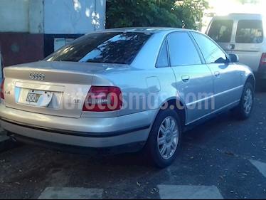 Foto venta Auto usado Audi A4 1.8  (2000) color Gris precio $200.000
