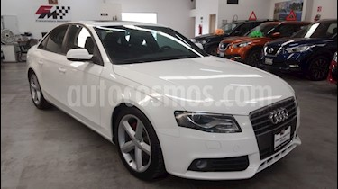 Foto Audi A4 1.8L T Luxury Multitronic usado (2010) color Blanco precio $195,000