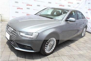 Foto venta Auto usado Audi A4 1.8L T Luxury Multitronic (2013) color Gris precio $240,000