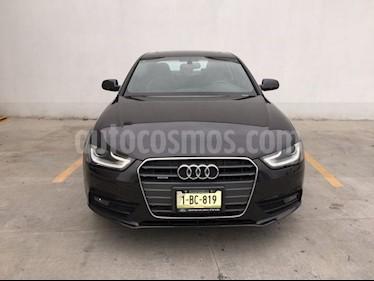 Foto venta Auto usado Audi A4 1.8L T Luxury Tiptronic Quattro (2015) color Gris Lava precio $370,000
