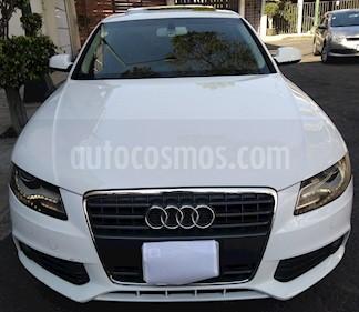 Foto venta Auto usado Audi A4 1.8L T Luxury Tiptronic (2011) color Blanco precio $174,000