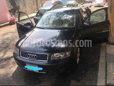 Foto venta Auto usado Audi A4 1.8L T Luxury Tiptronic (2004) color Negro precio $77,500