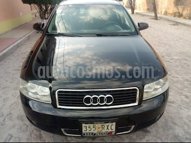Foto venta Auto usado Audi A4 1.8L T Quattro (2005) color Negro precio $97,000