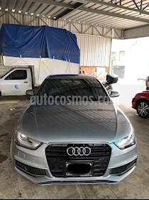 Audi A4 1.8L T S Line (170hp) usado (2015) color Gris precio $295,000