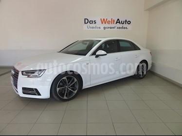 Foto venta Auto Seminuevo Audi A4 1.8L T S Line (170hp) (2017) color Blanco precio $479,995