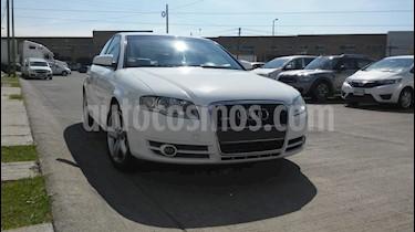 Audi A4 1.8L T S Line (170hp) usado (2008) color Blanco precio $150,000