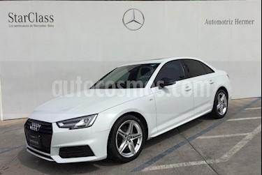 Foto venta Auto usado Audi A4 1.8L T S Line (170hp) (2017) color Blanco precio $449,900