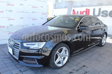 Foto venta Auto usado Audi A4 1.8L T S Line (170hp) (2017) color Negro precio $575,000