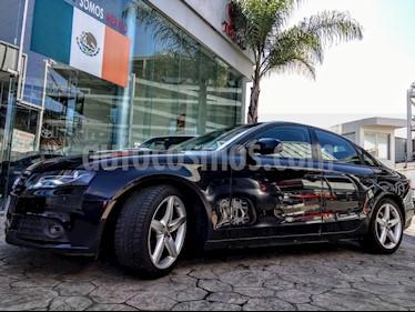 Foto venta Auto usado Audi A4 1.8L T Trendy Plus Multitronic (2012) color Negro precio $225,000