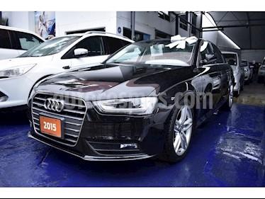 Foto venta Auto Seminuevo Audi A4 1.8L T Trendy Plus Multitronic (2015) color Negro precio $360,000